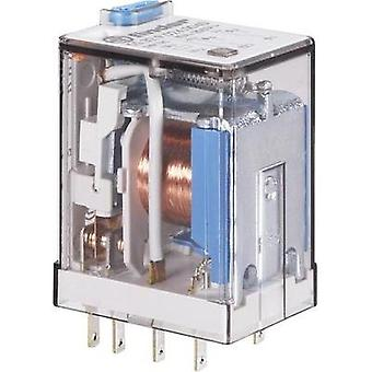 Plug-in relay 230 Vac 10 A 3 change-overs Finder 5