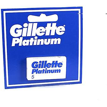 Gillette Platinum 5 Heads (Hygiene and health , Shaving , Clippers and shavers)