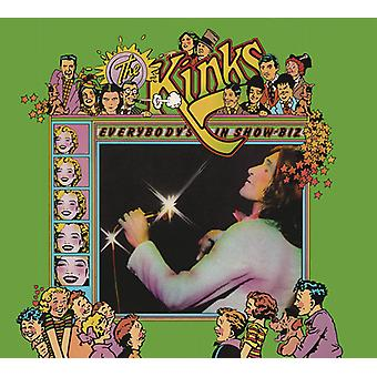 Kinks - tutti è in importazione USA Showbiz [CD]