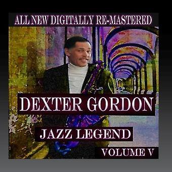 Dexter Gordon - Dexter Gordon - Volume 5 [CD] USA import