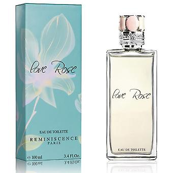 Reminiscence Paris Love Rose Eau De Toilette 100 Ml