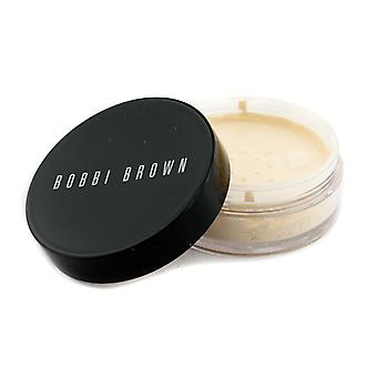 Bobbi Brown Sheer Finish losse poeder - # 01-Pale Yellow (nieuwe verpakking) 6g / 0.21 oz
