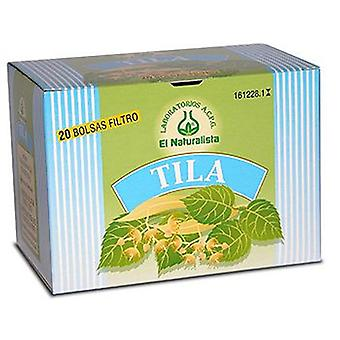El Naturalista Tila 40g (Dietetics and nutrition , Herbalist's , Plants and seeds packed)