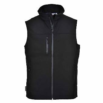 Portwest - Outdoor Workwear Breathable Waterproof Softshell Bodywarmer (3L)