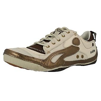 Ladies Casual Trainers Cushe 'Boutique Sneak' Leather/Textile