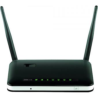 D-Link Wireless 3 g/4 g router with 4-port switch, 10/100Mbps LAN/WLAN,