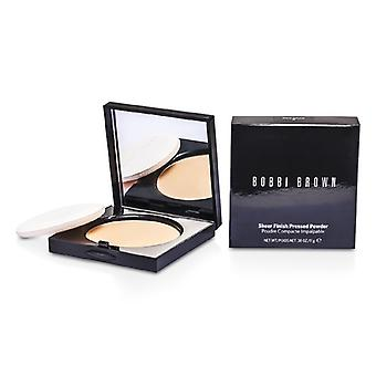 Bobbi Brown Sheer Finish Pressed Powder - # 06 Warm Natural 11g/0.38oz