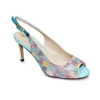 Lunar Columbia Multicolored Slingback
