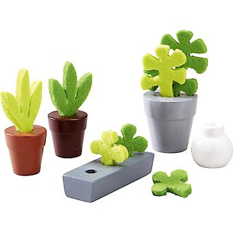 Haba-Little Friends-Flowers And Plants