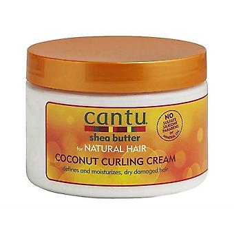 CANTU SHEA COCONUT CURLING CREAM 12oz