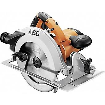 AEG Powertools KS66-2 Handheld circular saw 190 mm incl. bag
