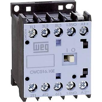 Contactor 1 pc(s) CWC016-01-30D24 WEG 3 makers 7.5