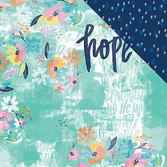 Illustrated Faith All People All Nations Cardstock 12