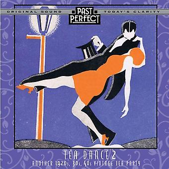Te dans 2: En anden 1920s 30s 40s Vintage Tea Party Audio CD forskellige