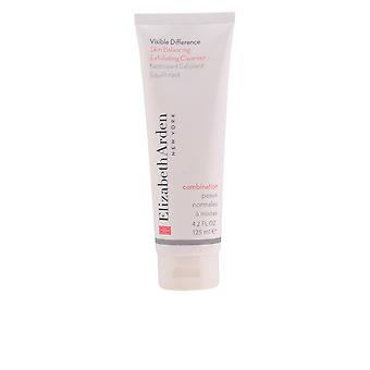 Elizabeth Arden Visible Difference Skin Balancing Exfoliating Cleanser 150ml New