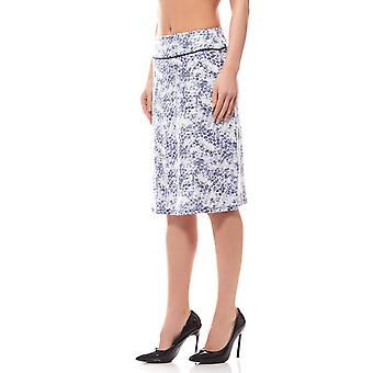 Tom Tailor flower rock medium ladies blue
