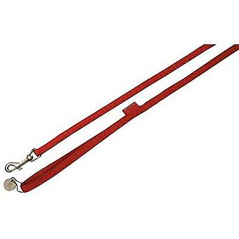 Nayeco MacLeather dog leash red L (Dogs , Collars, Leads and Harnesses , Leads)