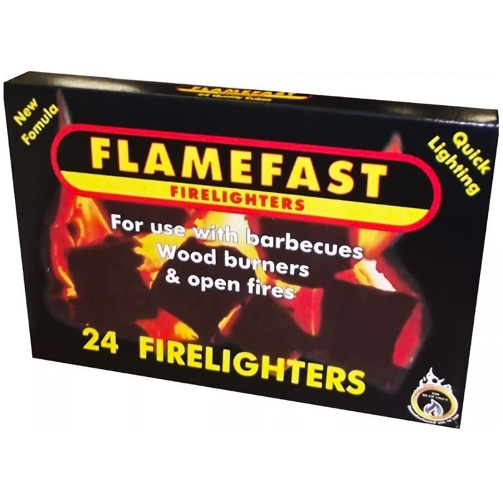 Flamefast 24 Firelighters