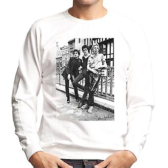 Post-punk i stedet og Banshees i London 1977 menns Sweatshirt