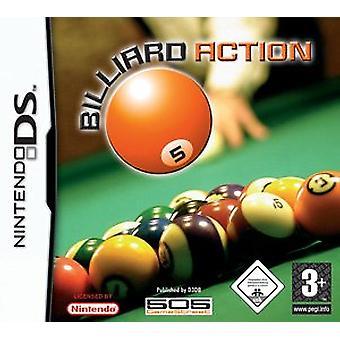 Billiard Action (Nintendo DS)