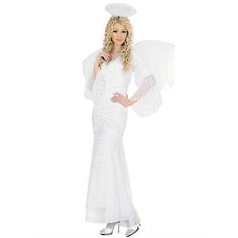 Angel - Velvet & Lace (Dress Wings Halo)