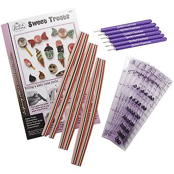 Quilling Class Pack Kit-Sweet Treats
