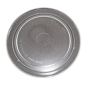 Microwave Glass Turntable 272mm Flat Fits AEG and Baumatic Universal