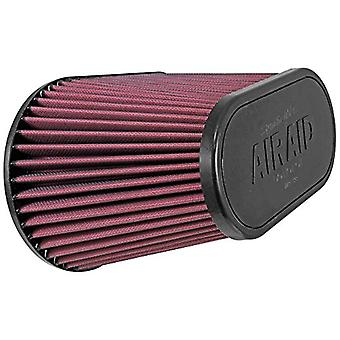 Airaid (AIR-720-128) Universal Clamp-On Air Filter: Oval Tapered; 4.5 in (114 mm) Flange ID; 7.375 in (187 mm) Height; 1