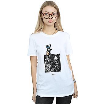 Marvel kvinders Venom klatre kæreste Fit T-Shirt