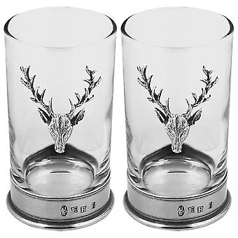 Stag Hiball Spirit Glass Set of 2 - 8 � ounces