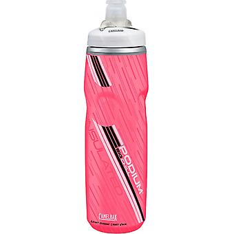 Camelbak Power Pink 2018 Podium Big Chill - 750ml Drinks Bottle