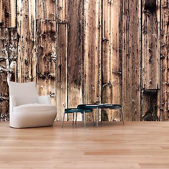 Behang - poëzie van hout