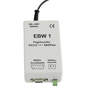Interface Greisinger EBW 1 Interface converter EBW 1 RS232 to EASYbus , Compatible with (details) Greisinger, EASYLog se