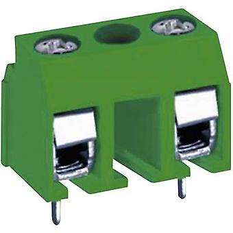 DECA MA331-100M03 Screw terminal Number of pins 3 Green 1 pc(s)