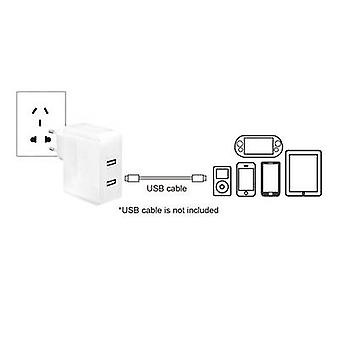 LogiLink PA0094 PA0094 USB charger Mains socket Max. output current 3400 mA 2 x USB