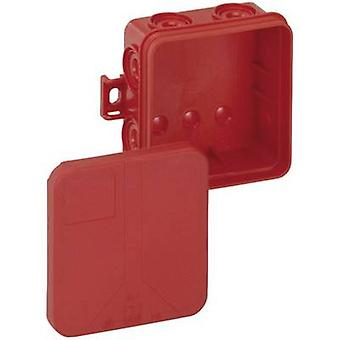 Spelsberg 33270701 Joint box (L x W x H) 75 x 75 x 37 mm Red IP55