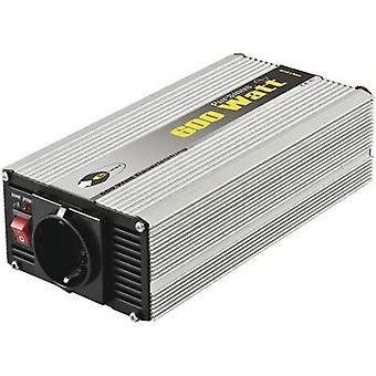 ast e CLS 600-12 inversor 600 W 12 v CC - 230 V AC