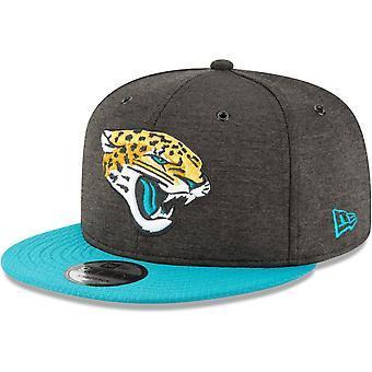 New era Snapback Cap - sideline home Jacksonville Jaguars