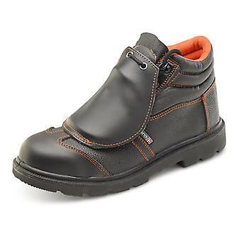 Click Metatarsal Safety Boot Heat Resistant To 300 Degrees. S3 - Cf5Bl