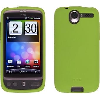 HTC ADR6275 Desire TPU hud fall (70H 00268-03M) - grön