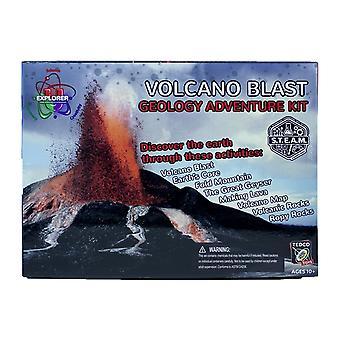 Explorer-U Vulkan Blast
