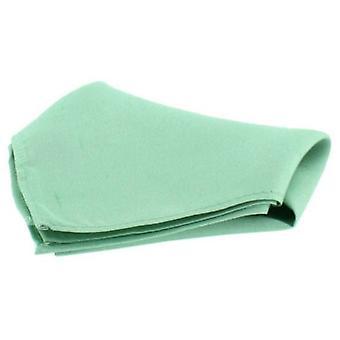 David Van Hagen Satin Silk Handkerchief - Mint