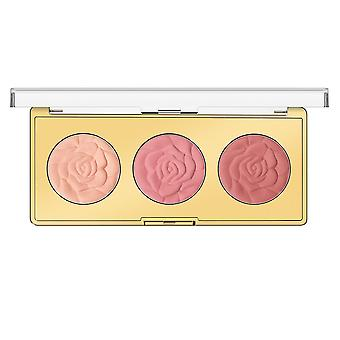 Milani Rose Blush Trio Palette-Flowers of Love