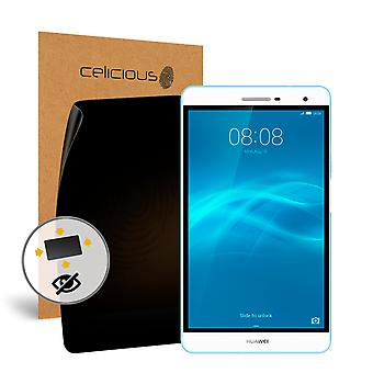 Celicious Privacy Plus 4-Way Anti-Spy Filter Screen Protector Film Compatible with Huawei Mediapad T2 7.0