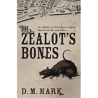Ossos do Zelote por d. M. marca - livro 9781444798210