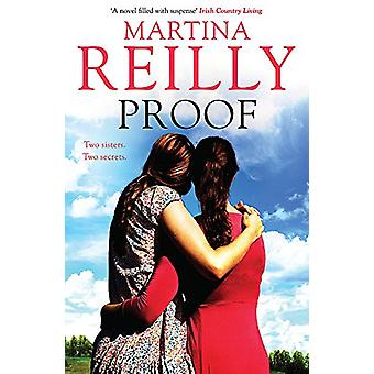 Proof by Martina Reilly - 9781473636682 Book
