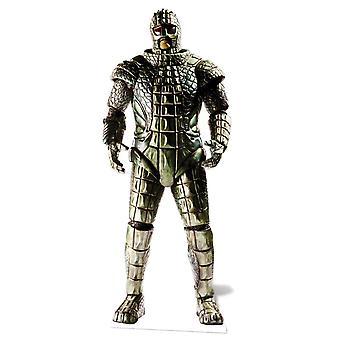 Is Warrior Lifesize papp åpning / Standee (Doctor Who)