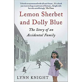 Sorbet van citroen en Dolly blauw: het verhaal van een toevallige familie