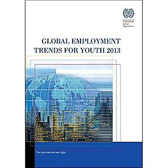 Global Employment Trends for Youth 2013: A Generation at Risk