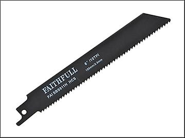 Faithfull Sabre Saw Blade Wood S811H (Pack of 5)